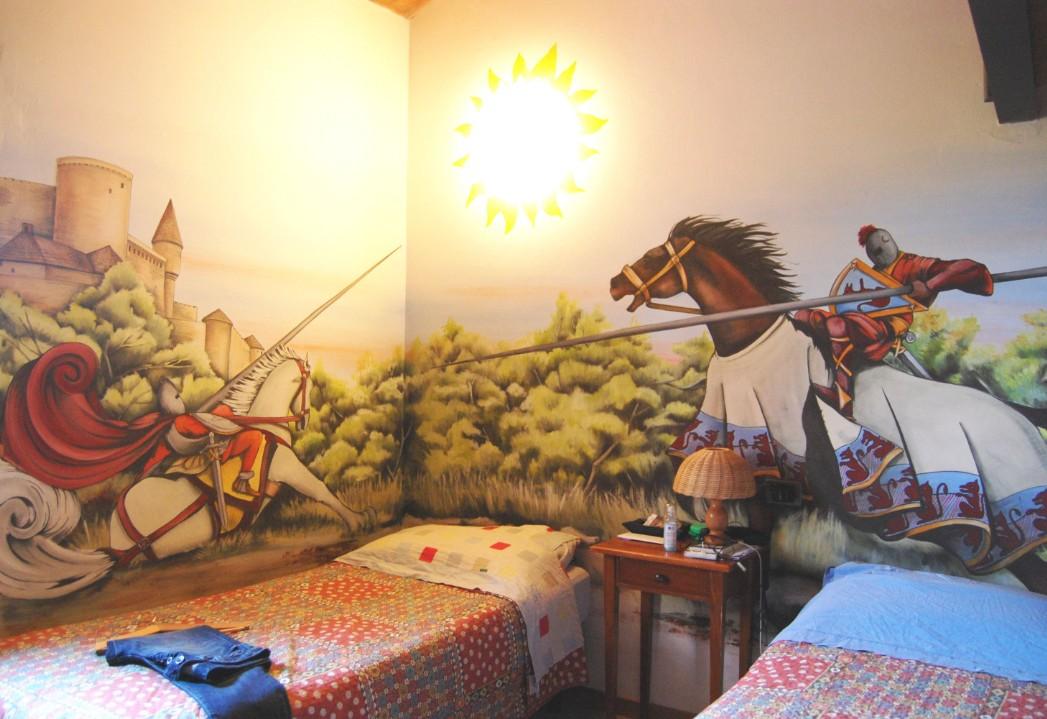 Murales Trompe L Oeil Manuela Cenci Painter